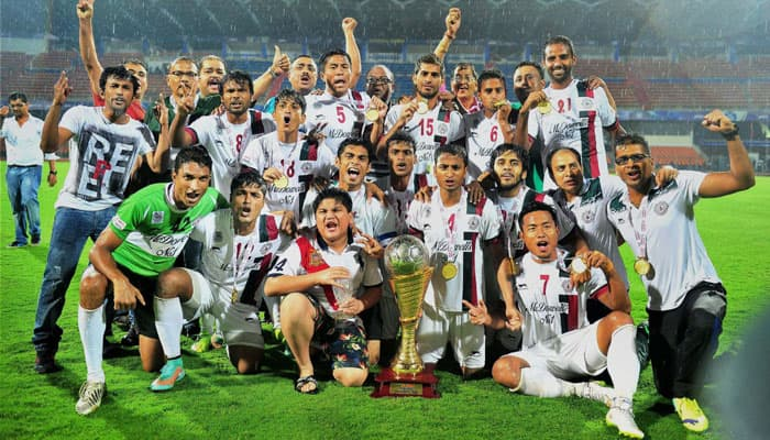 Mission CFL for I-League champions Mohun Bagan