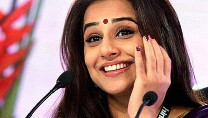 Actresses now object to being objectified: Vidya Balan