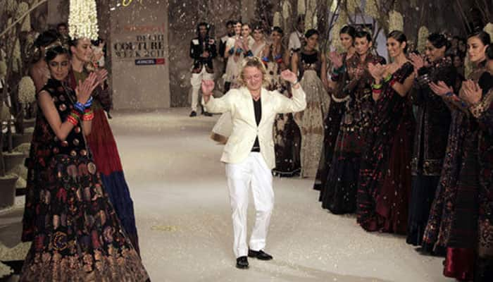 Rohit Bal to present off-site show at AICW 2015
