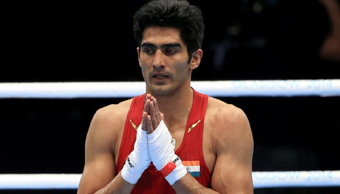 Ignore the criticism, Sports Minister has told me: Vijender Singh