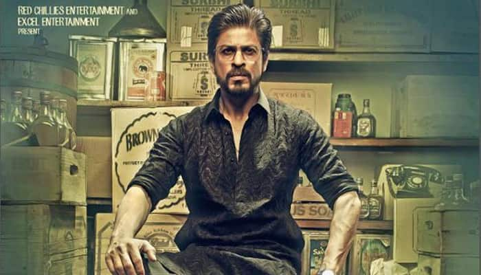 Shah Rukh Khan thanks fans for overwhelming response on 'Raees' teaser