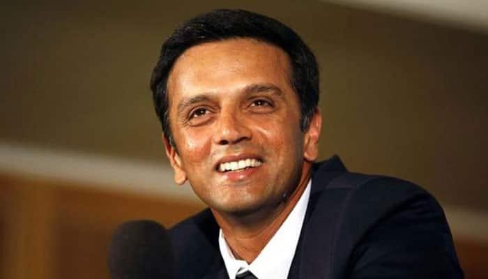 India A is a very good platform, says Rahul Dravid
