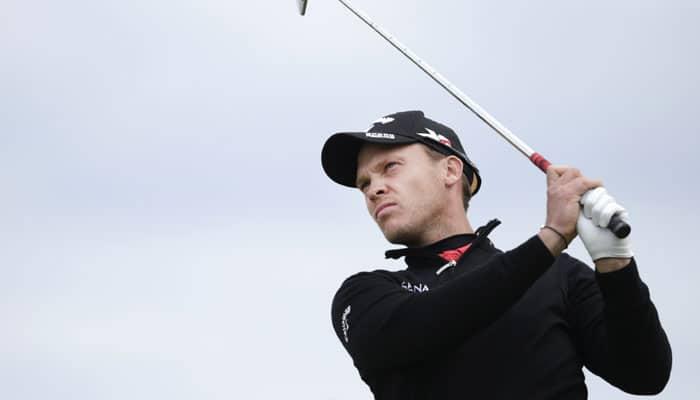Danny Willett in dreamland after taking Open lead