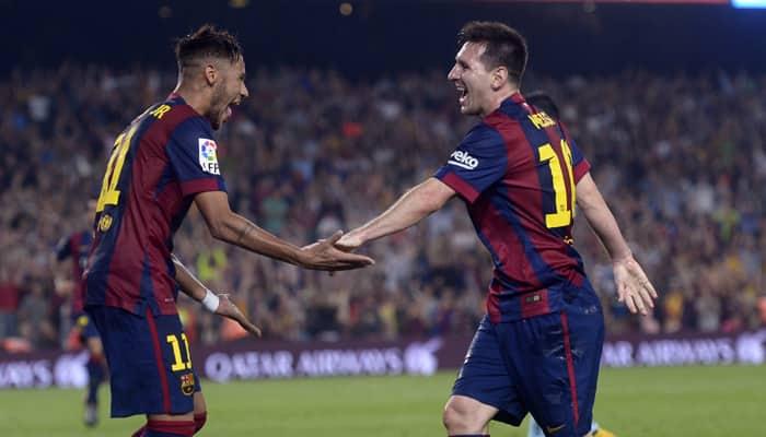 Lionel Messi, Neymar miss Barcelona US tour