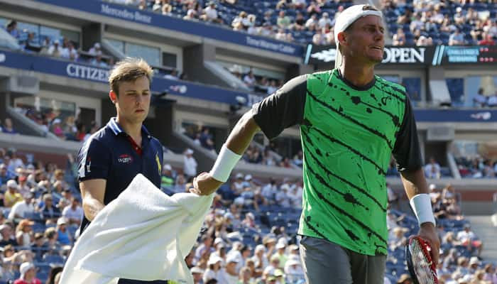 Davis Cup: Hewitt-Groth keep Aussies alive with doubles win