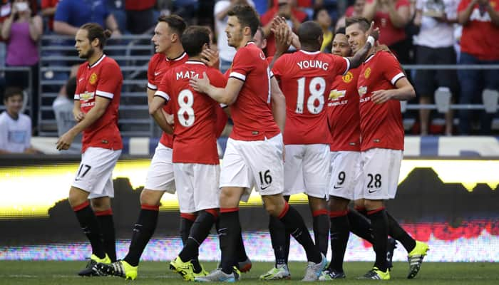 Seattle`s pitch imperfect angers Louis van Gaal