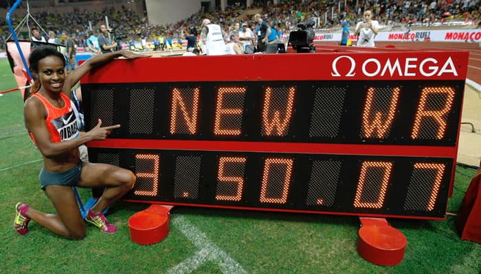 Genzebe Dibaba in the spotlight after shattering Ma Junren`s legacy