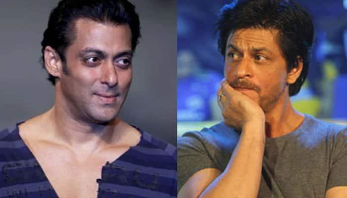 Salman, Shah Rukh's bromance on Eid