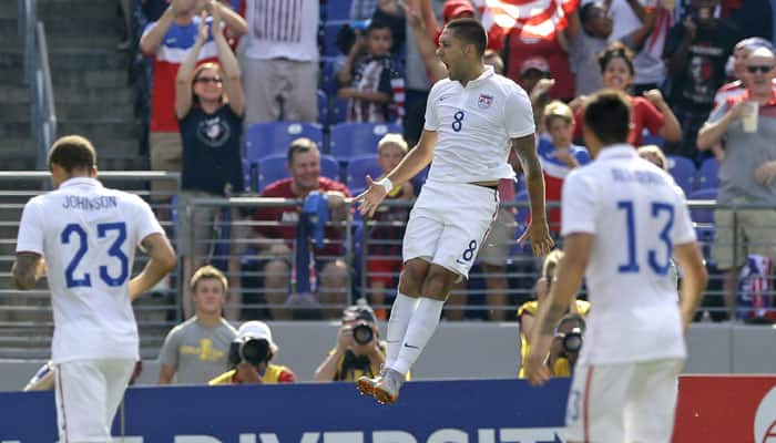 Gold Cup: Clint Dempsey hat trick powers USA to rout of Cuba
