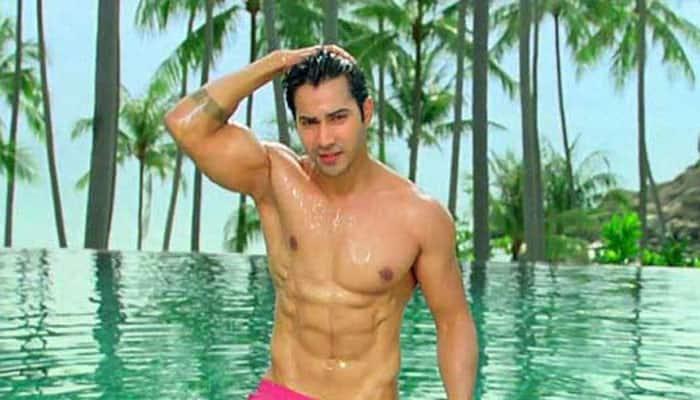 Varun Dhawan's daredevil stunt in `Dishoom`!