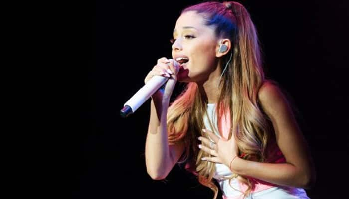 Ariana Grande calls US 'greatest country in the world'