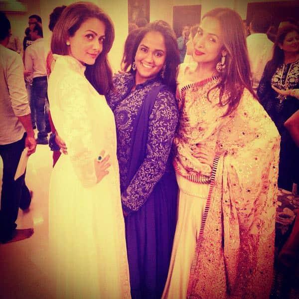 @amuarora Eid celebrations ! - Twitter@khanarpita