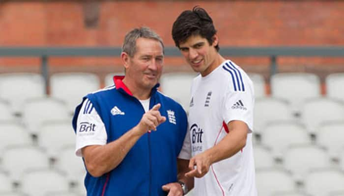 Early wickets concern England captain Alastair Cook after Lord`s rout