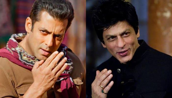 Salman Khan cheers for 'Raees' Shah Rukh Khan!