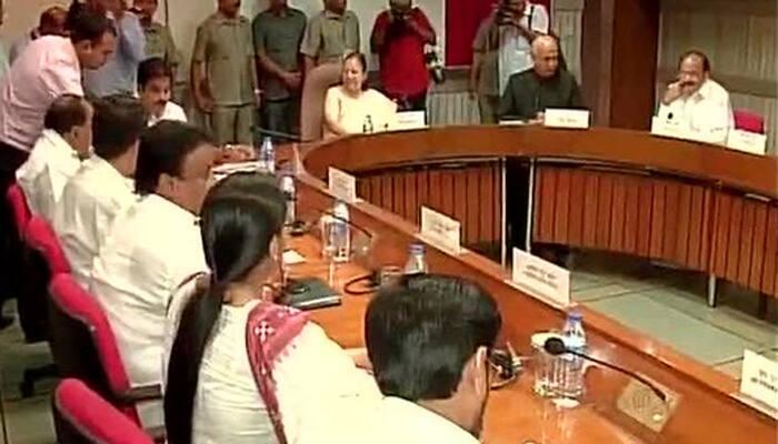 Monsoon session: Lok Sabha Speaker convenes all-party meet