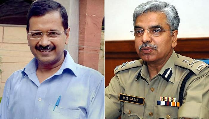 BS Bassi meets Arvind Kejriwal, discusses steps being taken to improve women's security