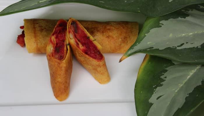 Recipe: Mysore Chilla Roll