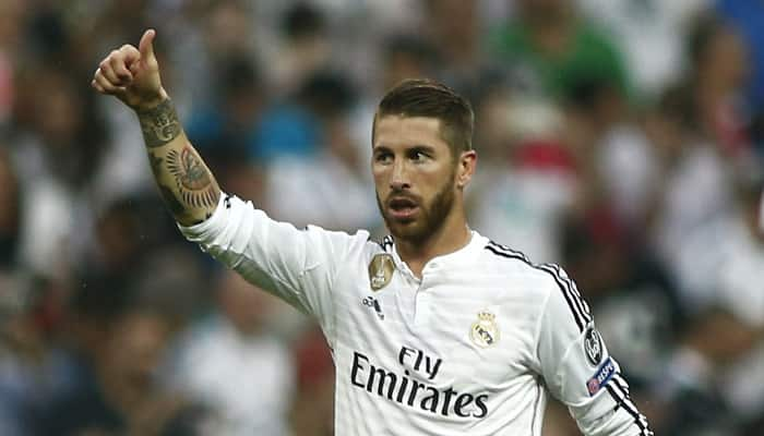 Louis van Gaal hints United may be interested in Real's Sergio Ramos