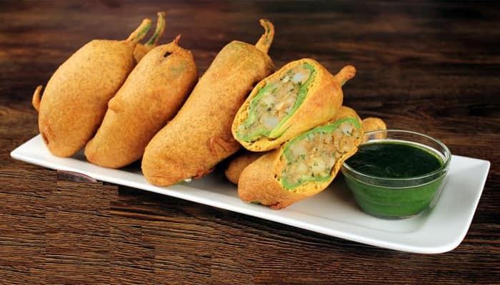 Recipe: Rajasthani Mirchi Vada