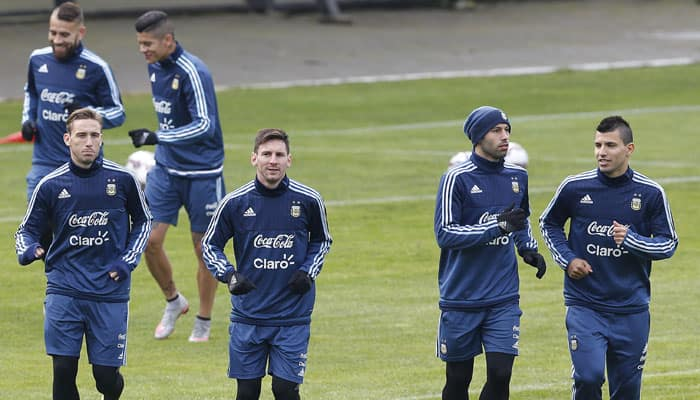 Brazil-Argentina US friendly cancelled as FIFA probe fallout