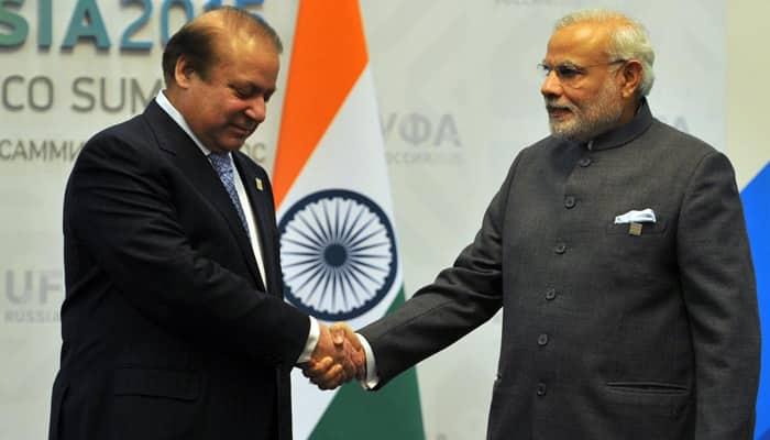 Guns on border, mangoes to Modi: Nawaz Sharif's India approach