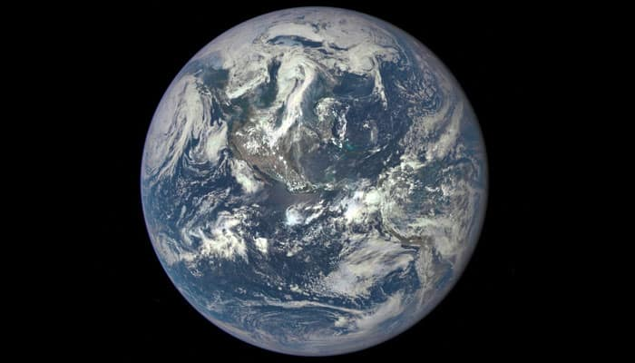 What's so special about this picture of Earth?