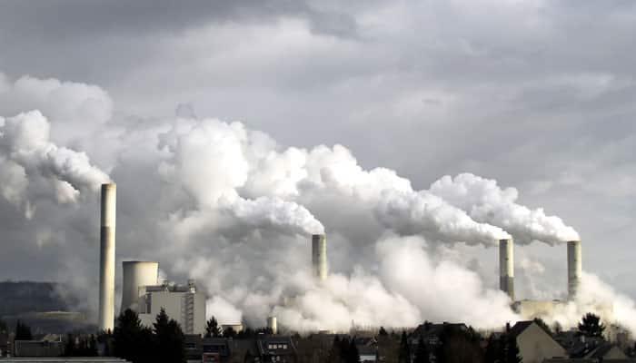 Economic slump drove drop in CO2 emission in US