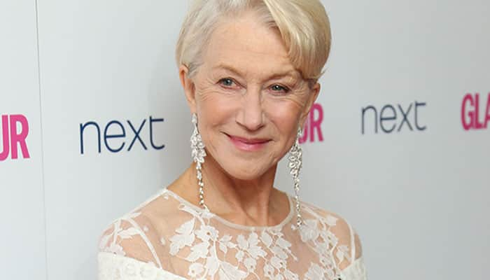 'Fashionable' at 70, Helen Mirren has no plans of slowing down