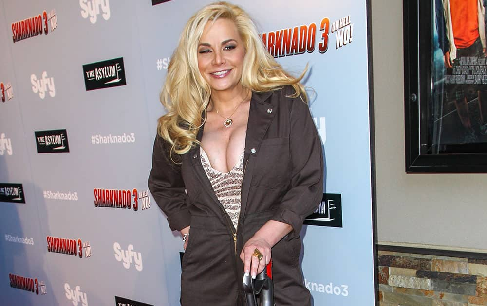 Cindy Margolis attends the