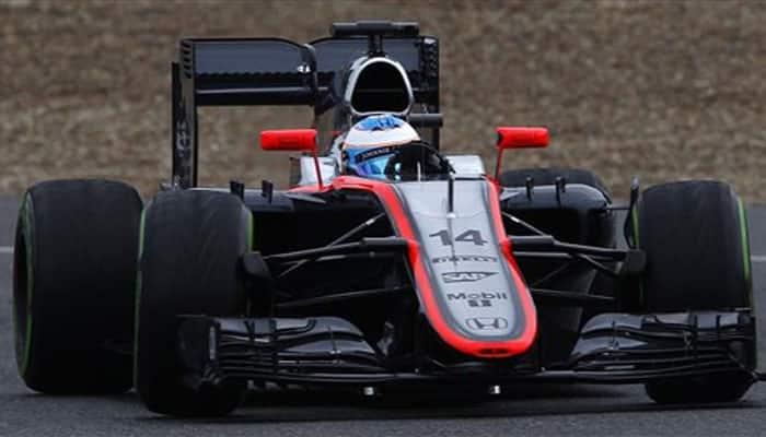 McLaren fit new Honda engines, escape penalty