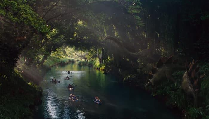 'Jurassic World' sequel gets 2018 release date