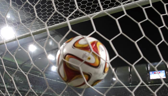 Two Bolivian Football Federation officials detained