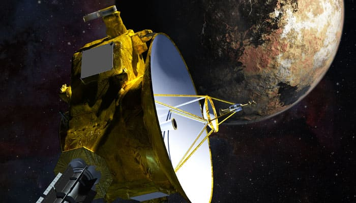 NASA unveils latest Pluto flyby images from New Horizons probe
