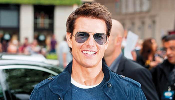 I love Tom Cruise: Simon Pegg