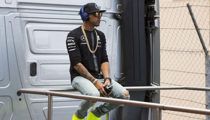 Lewis Hamilton assures Wimbledon he will dress up next year