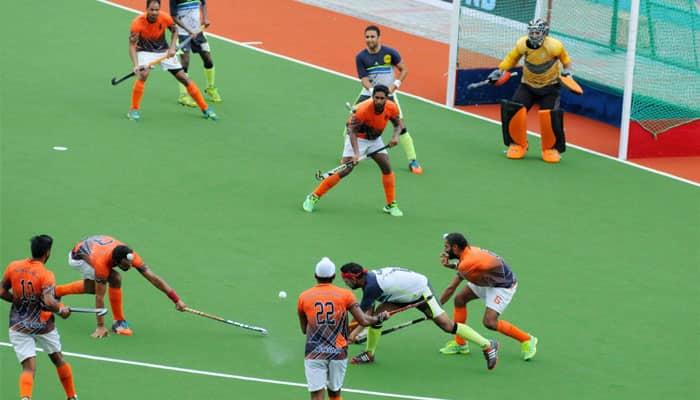 Army XI to meet IOC in final of Murugappa Hockey
