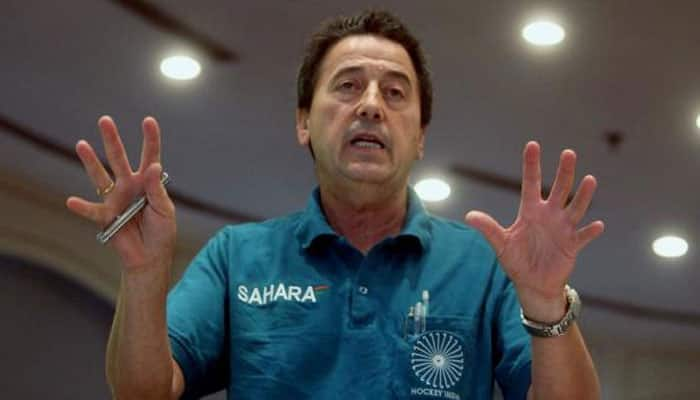 Coaches are treated as 'marionettes' in Indian hockey: Jose Brasa