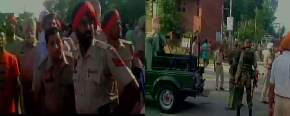 Punjab Terror Attack -twitter/ani