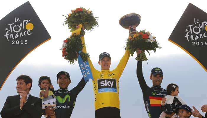Chris Froome's rivals not good enough as Tour de France disappoints