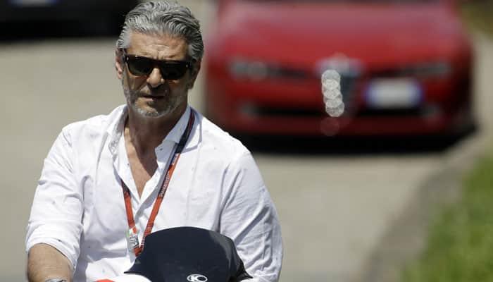 Revenge comes hot and spicy for Ferrari's team principal Maurizio Arrivabene