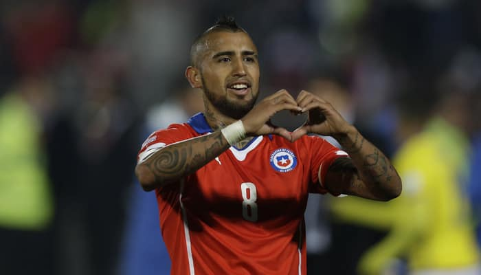 Arturo Vidal poised to complete Bayern switch