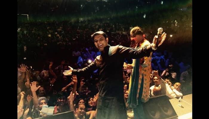 Ace comedian Kapil Sharma celebrates his US-Canada show's success
