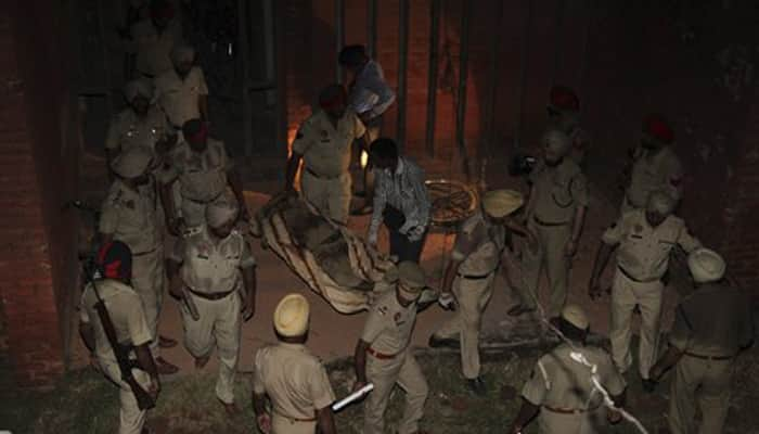 Terror strikes Punjab's Gurdaspur, SP among seven dead; all three militants killed