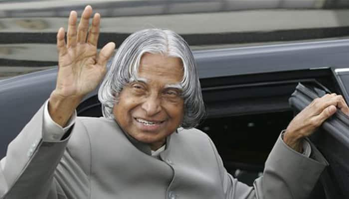 FORMER PRESIDENT OF INDIA APJ ABDUL KALAM PASSES AWAY