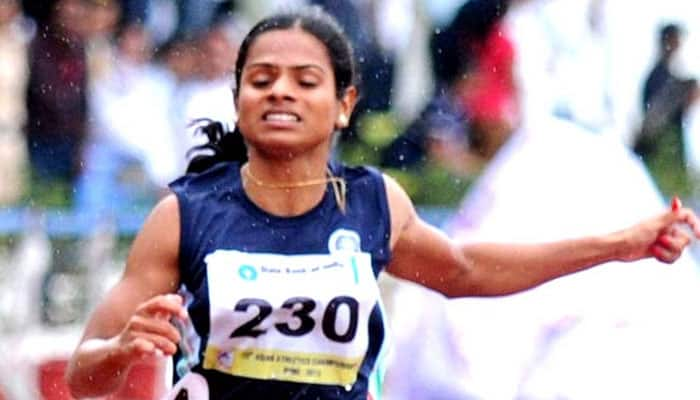 Dutee Chand eyes Olympics after gender ruling