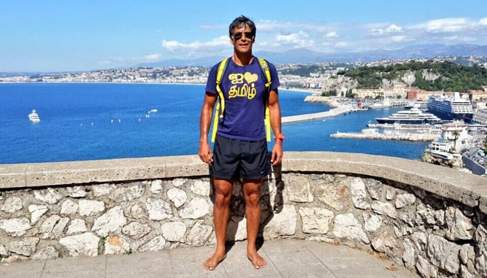 My mother inspired me to take sports seriously: Milind Soman