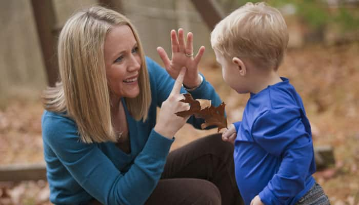 How infants learn new languages?