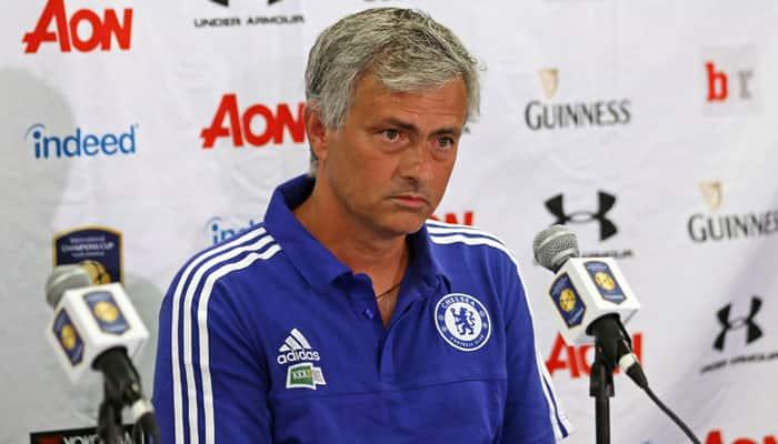 Jose Mourinho fires back at Rafa Benitez`s wife