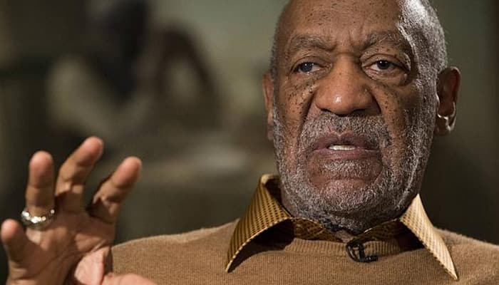 'Narcissist Bill Cosby didn't realise I was gay,' slams original accuser