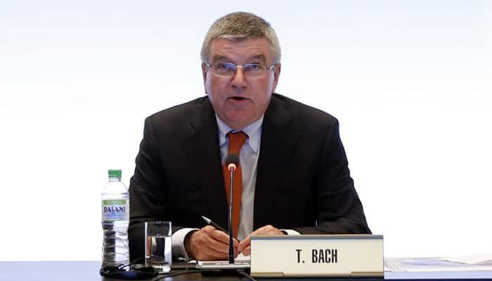 Boston to blame for Olympic bid flop, says IOC's Thomas Bach